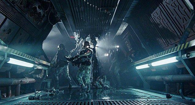 9. Yaratığın Dönüşü (1986) Aliens