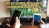 Dizi Film İzlerken Sürekli Telefonunu Kontrol Edip İnternette Gezinenler İçin Kötü Bir Haberimiz Var!