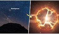 Patlaması Durumunda İnsanlığın Gördüğü En Parlak Süpernovaya Dönüşecek Olan Betelgeuse Yıldızı