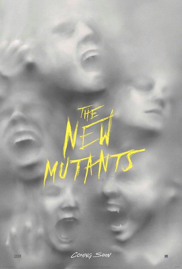 5. Yeni Mutantlar (The New Mutants)