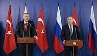 Lavrov, Erdoğan ile Putin'in Telefonda Görüştüğünü Söyledi: 'İdlib'e İlişkin Mutabakatlara Bağlıyız'