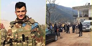 İdlib'deki Saldırı Sonucu Şehit Olan 23 Yaşındaki Uzman Onbaşı Ahmet Saygılı'nın Acı Haberi Ailesine Ulaştı