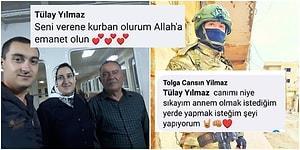 Şehit Komando Tolga Cansın Yılmaz'ın Sosyal Medya Paylaşımlarına Ailesinin Yaptığı Yorumlar Ciğerimizi Yaktı