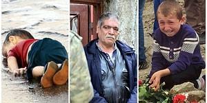 Türkiye Tarihinin En Utanç Verici Anlarını Gözler Önüne Sererken Ciğerimizi Ateşlere Atan 13 Kare