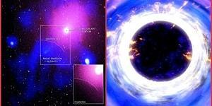 NASA Uzayda Bugüne Kadar Yaşanmış En Büyük Kara Delik Patlamasını Tespit Ettiklerini Açıkladı