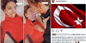 Şeyma Subaşı, Tüm Türkiye Yastayken Sevgilisiyle Paylaştığı Hikâye Yüzünden Tepki Çekti