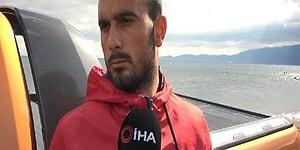 İnsan Kaçakçısı: 'Cumhurbaşkanımızın Talimatını Duyunca Geldim; Bunu Gönül İşi Olarak Kabul Ediyoruz'