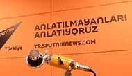 Rus Haber Ajansı Sputnik: Gazetecilerimizin Evlerine Saldırı Girişimi Oldu