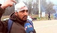 Mülteci Gibi Yunanistan'a Gitmeye Çalışan ve Yunan Polisinden Dayak Yiyen Konyalı: 'Küt Pat Pat Sıktılar'