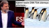 Ahmet Hakan'ın 'Eğitimli Kesim CNN Türk İzliyor' Yorumu Sosyal Medyada Gündem Olunca İlginç Tepkiler Gecikmedi