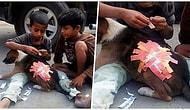 Dünyada Kalbi Taşlaşmamış İnsanların Hala Var Olduğunu Kanıtlayan İç Isıtıcı Görüntüler