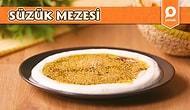 Tarhun Otu ve Zeytinyağının buluştuğu Nefis Meze: Süzük! Süzük Mezesi Nasıl Yapılır?