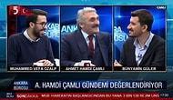Ak Partili Milletvekili Ahmet Hamdi Çamlı'dan Ali Babacan Taklidi: 'Aleyküm Selaaaaaam Nasılsınız?'