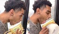 Marketin Dolabından Aldığı Dondurmayı Yalayıp Yerine Koyan Adama Hapis Cezası Verildi!