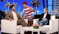 Justin Bieber'dan Ellen Show'a Katılan David Beckham'a Korutucu Şaka!