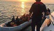 Sahil Güvenlik Komutanlığı: 'Ege Üzerinden Kaçak Göçmen Geçişlerini Durdurduk'