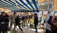 Koronavirüs Gerekçesiyle Sınır Kapılarını Kapatan Rum Yönetimine Protesto: 'Kıbrıs'ta Barış Engellenemez'