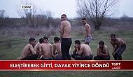 'Sanki Biz Dedik Suriye'ye Gidin' Diyen Suriyeli Genç, Yunanistan'da Dayak Yiyerek Türkiye'ye Döndü!