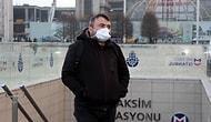 Maskeli Önlem: İlk Koronavirüs Vakasının Ardından İstanbul'dan Manzaralar