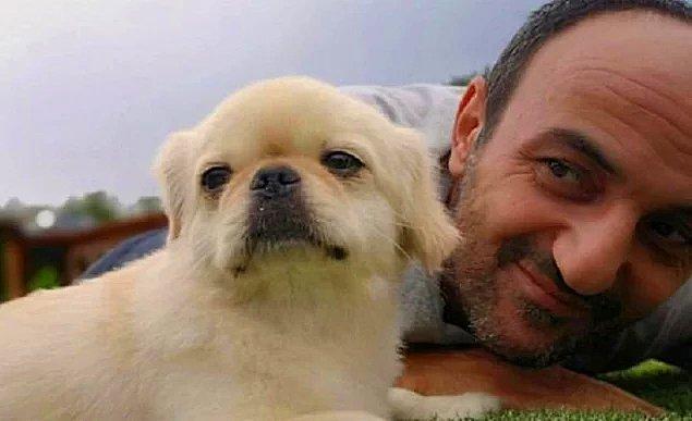 10. Şu sıralar Survivor'da yarışan Ersin Korkut'un köpeğinin vefat etmesi, herkesi çok üzdü!