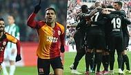 Derbide 347. Randevu! Galatasaray ve Beşiktaş'ın Lig Tarihindeki Mücadelesi ve İstatistikleri