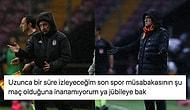 Biz Ne İzledik Arkadaşlar? Seyircisiz Derbide Gol Sesi Çıkmadı Galatasaray ve Beşiktaş 1 Puana Razı Oldu