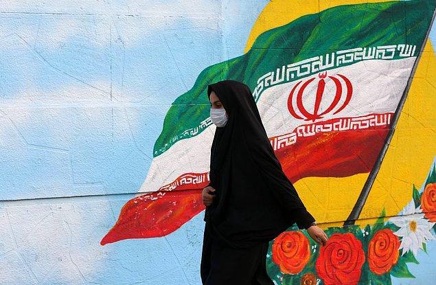 Son 24 saatte İran'da 147 kişi hayatını kaybetti