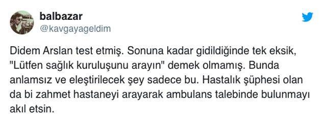 Didem Arslan'ın bu denemesi sosyal medyanın da en çok konuşulanları arasına girdi...