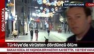 NTV Canlı Yayını Sırasında Köpekten Kaçan Gençlerin Efsane Görüntüsü