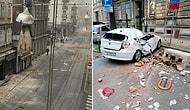 Hırvatistan'ın Başkenti Zagreb'de 5.3 Büyüklüğünde Deprem