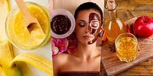 Evdeyiz Diye Bakımsız Kalmıyoruz: Cildinize ve Saçlarınıza Uygulayabileceğiniz Birbirinden Kolay Maske Tarifleri