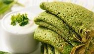 Ispanaklı Krep Tarifi: Vitamin Deposu Nefis Kahvaltı Lezzeti Ispanaklı Krep Nasıl Yapılır?
