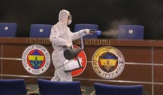 Fenerbahçe Bir Futbolcu ve Bir Sağlık Heyeti Çalışanında Koronavirüs Bulgularına Rastlandığını Açıkladı!