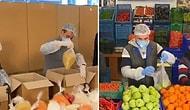 Czn Burak, Deposundaki Tüm Gıdaları İhtiyaç Sahiplerine Dağıttı