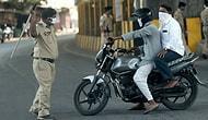 Sokağa Çıkma Yasağına Uymayan Kişileri, Polisler Sopayla Dövdü