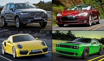 Araba Tercihlerine Göre Ne Kadar Karizmasın?