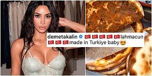 Kim Kardashian Eve Sipariş Verdiği Lahmacuna 'Ermeni Pizzası' Deyince Demet Akalın Dahil Herkes Çıldırdı