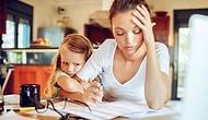 Kendinizi Kötü Hissetmeyin! Çocukların Okul ve Ev İşlerinden Kendine Vakit Ayıramayan Annelere İyi Hissettirecek Öneriler