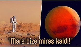 'İzinsiz Girdiniz' Diyerek Kendilerine Ait Olduğunu İddia Ettikleri Mars'ı Terk Etmesi İçin NASA'ya Dava Açan Yemenli Adamlar