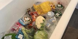 İnsanların Koronavirüsten Korunmak İçin Market Alışverişi Sonrası Yaptığı İlginç Dezenfeksiyon İşlemleri