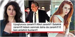 Erkan Petekkaya'nın Koronavirüs İçin Yazdığı İlginç Şarkıya Nurgül Yeşilçay ve Elçin Sangu'dan Büyük Tepki Geldi!