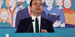İmamoğlu: 'İstanbul İçin Sokağa Çıkma Yasağı İlan Edilmeli'