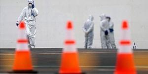 Koronavirüs Canlı Blog | Fransa'da Hayatını Kaybedenlerin Sayısı 3 Bin 523'e Yükseldi