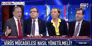 Fatih Altaylı'dan Ünlülere 'Hayat Eve Sığar' Eleştrisi: 'Evin Değeri 3 Milyon Dolarsa, 500 Metrekareyse Hayat Eve Sığar'
