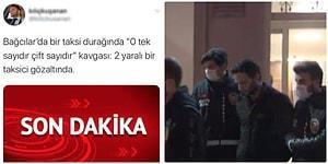 'Goygoy Olsun Diye Yaptım' Dedi: 'Taksiciler 0 Tek Sayıdır-Çift Sayıdır Kavgası Etti' Tweetini Atan Kişi Gözaltına Alındı