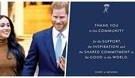 Prens Harry ve Meghan Markle, Yeni Hayatlarına Başlamanın Arifesinde Kraliyet Ailesinin Sosyal Medya Hesabından Veda Mesajı Paylaştılar!