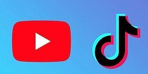 YouTube'dan TikTok'a Rakip Yeni Bir Uygulama Geliyor: YouTube Shorts