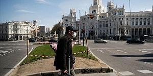 Koronavirüs Canlı Blog | İspanya'da Son 24 Saatte 950 Kişi Hayatını Kaybetti