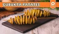 Lezzeti ve Şekliyle Gönülleri Fetheden Sokak Lezzeti Çubukta Patates Nasıl Yapılır?