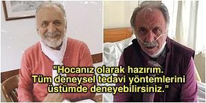 Kendini Mesleğine ve İnsanlığa Adayan Efsane Hoca Prof. Dr. Cemil Taşçıoğlu'na Saygı Duymak İçin Çok Sebebimiz Var